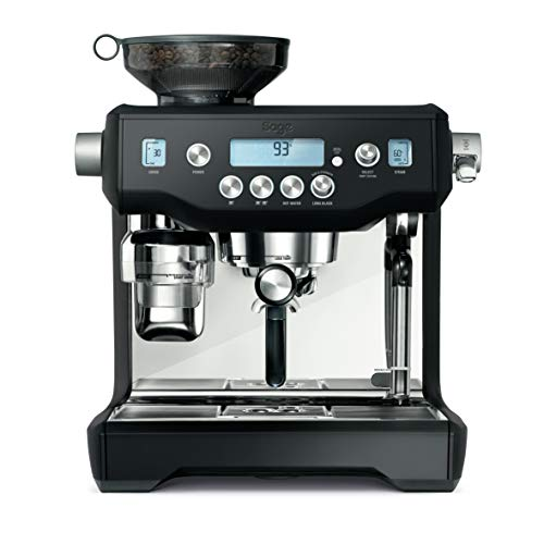 41xTzVBvrgL. SS500  - Sage SES980BTR Automatic Espresso Machine, Stainless Steel