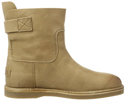 Shabbies Amsterdam Shabbies Bottes Vegetabil, Stivaletti Donna Beige (brun Clair)