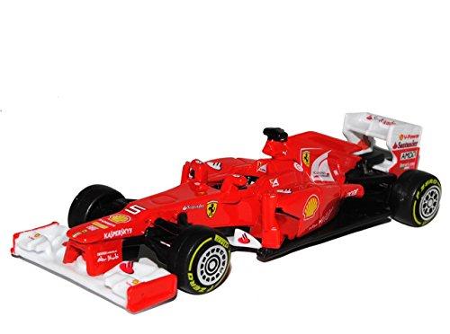 Ferrari F2012 Fernando Alonso Nr 5 Formel 1 1/43 Bburago Modell Auto (5 Formel)
