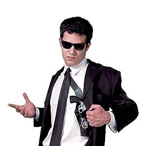WIDMANN Federal officer gun holster for adults (accesorio de disfraz)