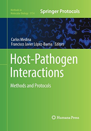 Host-Pathogen Interactions. Methods and Protocols