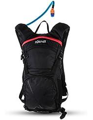 SOURCE Rapid Backpack Trinkrucksack 3 L Black 2016 Outdoor