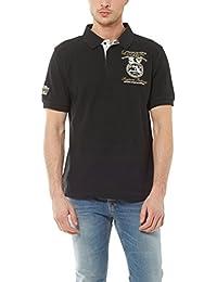 Ultrasport Fort Lauderdale Collection Poloshirt Herren Wadhurst klassisches Herren Polohemd im 3-Knopf-Style, Shirt mit Polokragen für Sport und mehr