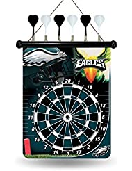 Rico Industries NFL PHILADELPHIA EAGLES Magnet Dart Board