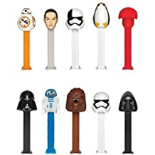 PEZ STAR WARS ASST by PEZ MfrPartNo 079820