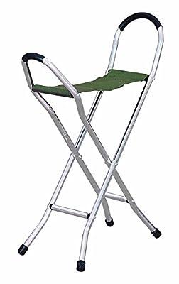 Homecraft Folding Walking Stick Seat (Choose Size)