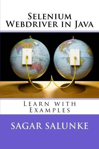 Download Selenium Webdriver in Java: Learn With Examples by Mr