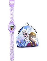 Disney Kinderuhr Digital Quarz – FROZ10SET