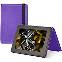 MarBlue Slim Tech - Funda para Fire HD 7 (4ª generación - modelo de 2014), color morado