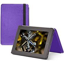 MarBlue Slim Tech Hülle für Fire HD 7 (4. Generation - 2014 Modell), Violett