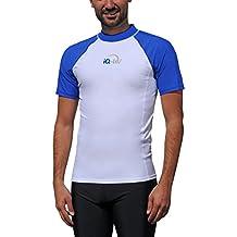 iQ-Company Herren UV 300 Shirt Slim Fit Watersport
