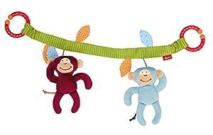 Sigikid 42172para Cochecito de bebé Monos de Peluche, 52x 20x 2cm