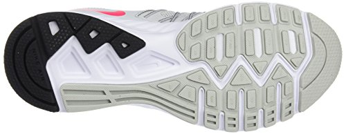 Rosa De Chaussures Femme Gris bianco Racer Esecuzione Air Puro 6 Nike Implacabile nero Colore platino qF7gy