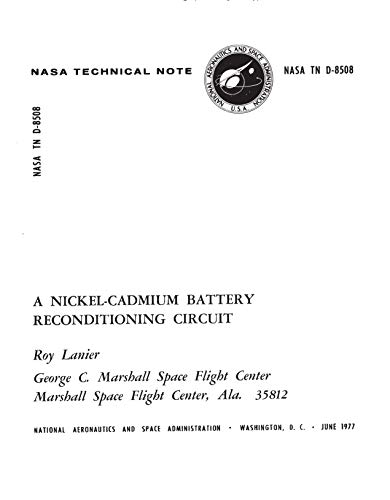 A nickel-cadmium battery reconditioning circuit (English Edition) (Nickel-cadmium-batterie)