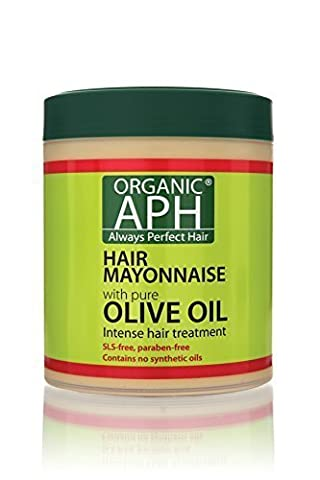 APH Hair Mayonnaise Treatment With Pure Olive Oil 500ml