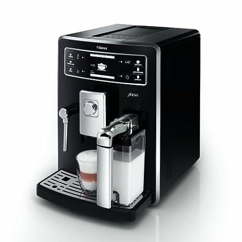 Saeco Xelsis SLX 5870 BK Kaffee-/Espressovollautomat schwarz
