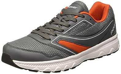 Power Men's Hector Grey Running Shoes-8 UK/India (42 EU) (8392094)
