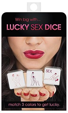 LUCKY SEX DICE
