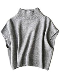 check out 853f5 0b2cf Suchergebnis auf Amazon.de für: pullunder damen - Wolle ...