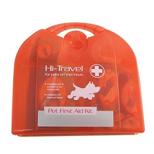 Artikelbild: Hi-travel Erste Hilfe Set zur Behandlung von Hunden und anderen Tieren