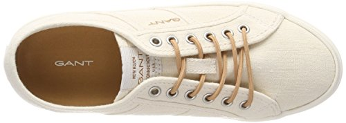 Gant Zoe, Sneaker Donna Beige (Cream)