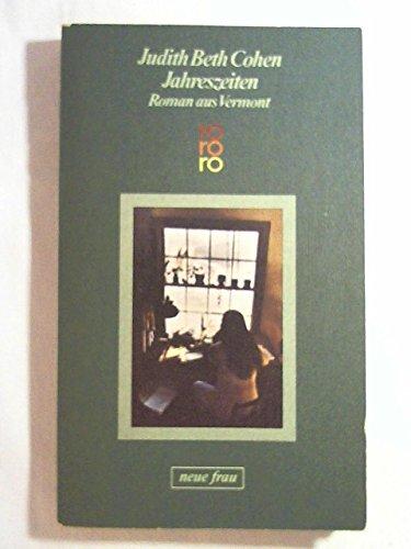 Jahreszeiten : Roman aus Vermont.