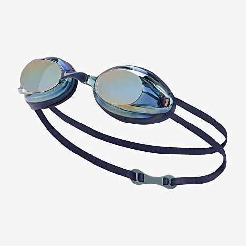 Nike 93011-440 Silikonbrille, Marineblau, Einheitsgröße