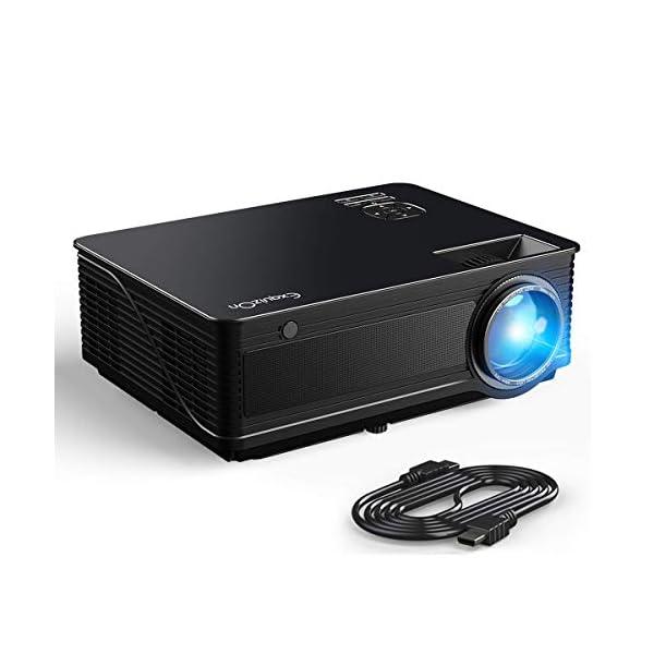 ExquizOn-M5-Vidoprojecteur-Full-HD-Retroprojecteur-3800-Lumens-1080p-Idal-pour-Home-Cinma-et-Petite-Runion