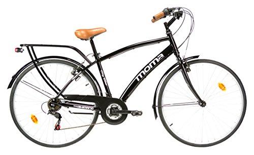 Zoom IMG-1 moma bikes bicicletta passeggio citybike