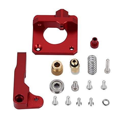 Asixx 3D Stampo Estrusore in Alluminio Kit Fai da Te per estrusione 3D da 1.75mm Parte per stampanti 3D Creality Serie CR-10, CR-10 S4, CR-10 S5, CR-10 Mini, CR-10s, CR-10 Plus.