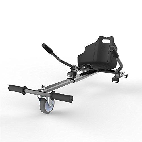"""EasyCruiser Premium Hoverkart für alle Hoverboards [6,5\"""" - 10\""""] Längenverstellbar"""
