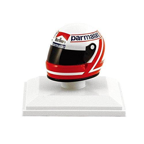 True Scale Miniatures Scala 1: 8 1982 Niki Lauda McLaren caschi internazionali