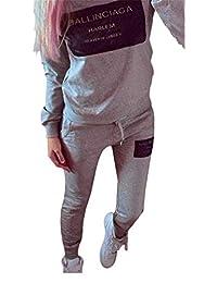 Abbigliamento da alta Tute itpantaloni Amazon vita ginnastica EHWD9I2