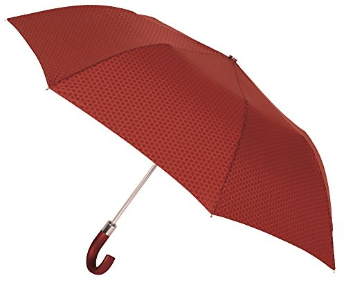El Discreto Elegante Estampado Nido Abeja Este Paraguas