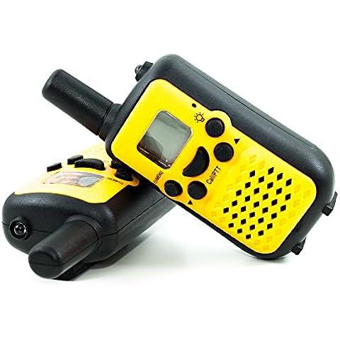 QUMOX Pair Range normale walkie-talkie UHF Auto