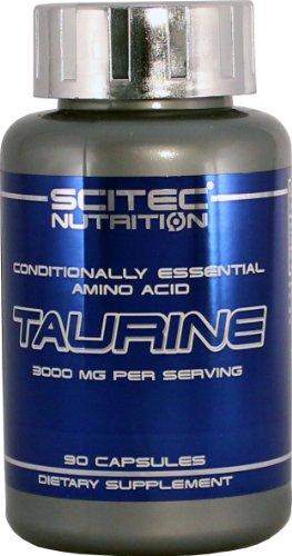 Scitec Nutrition  Taurine acide aminé  90 capsules
