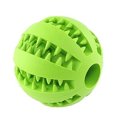 LK9 Dog toy, dog ball toy, dog chew toy, dog dental training ball, dog rubber ball