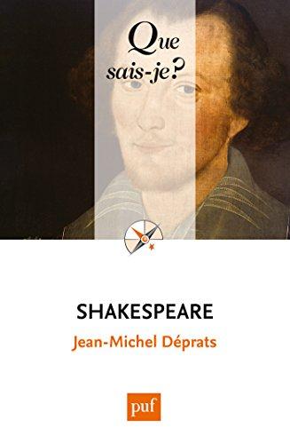 Shakespeare: « Que sais-je ? » n° 4033