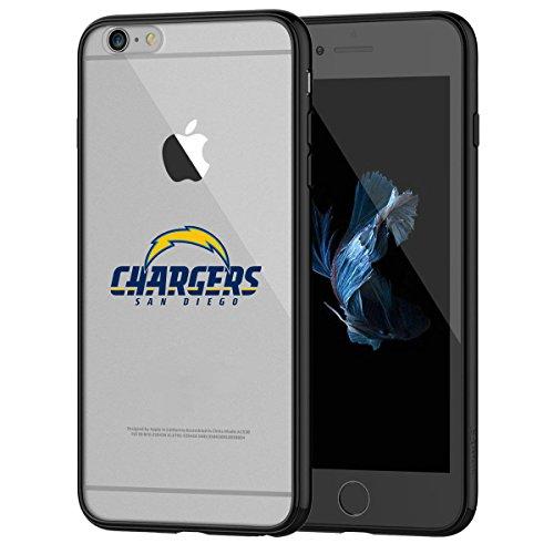 6s iPhone 6S Hart Schutzhülle, Stoßdämpfung TPU + Translucent gefrostet kratzfestem Backplate Back Cover für iPhone 6/6S-Schwarz, iPhone 6s case09 ()