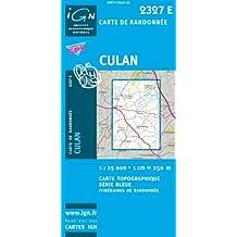 Carte de randonnée : Culan