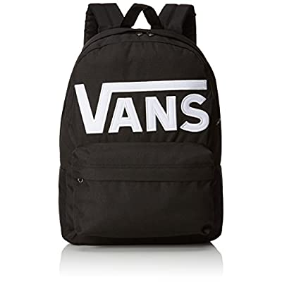 Vans Old Skool II Backpack Casual Daypack, 42 cm, 22 Liters, Black/White - casual-daypacks