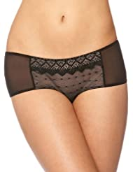 Wonderbra Slip Pixel Lace Shorty Schwarz M