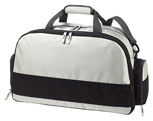 HALFAR® HF9995 Sport / Travel Bag Treasure Freizeittaschen Sport- & Reisetaschen Tasche, Farbe:Anthracite black