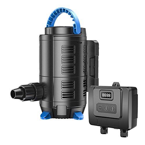 SuperECO Teichpumpe CET-15000 150W 15000l/h Filterpumpe mit Strömungswächter
