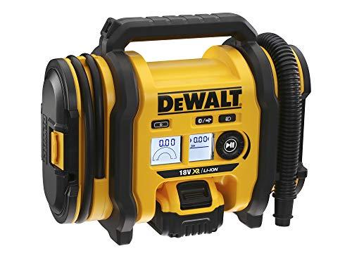 DEWALT DCC018N-XJ - Inflador de aire XR 18V y 12V coche - sin cargador/batería