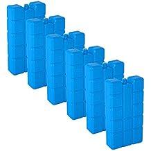 NEMT 10x Flacher K/ühlakku 400 ml K/ühlakkus 25x14x1,4cm K/ühlelemente K/ühltasche K/ühlbox
