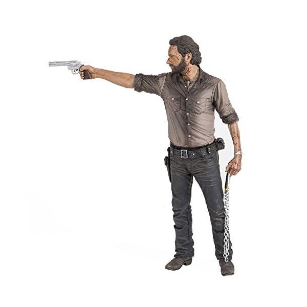 Action Figur The Walking Dead TV Rick Grimes Vigilante 25 cm [Importación Alemana] 4