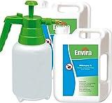 ENVIRA Milben-Stopp-Spray 2x2Ltr mit Sprüher