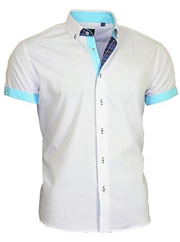 louis-binder-de-luxe-herren-hemd-shirt-modern-fit-kurzarm-button-down-kragen-833-wei-xxl-46