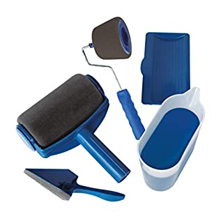 High Street TV PRP Paint Runner Pro Professional Roller, Blue, Universal
